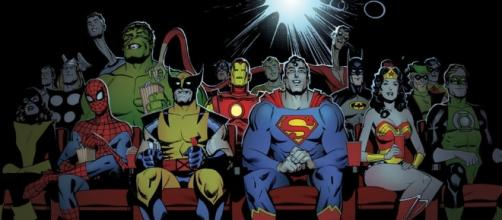 Titans Terrors & Toys: Nerd Rant: Superheroes Movies vs ... - blogspot.com