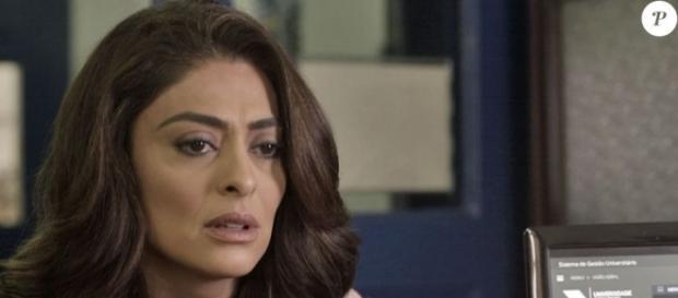 A personagem Bibi na novela 'A Força do Querer'