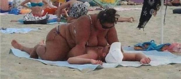 As maiores bizarrices flagradas na areia - Google