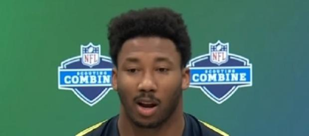 Browns' defensive end Myles Garrett is expected to be ready before training camp -- NFL World via YouTube