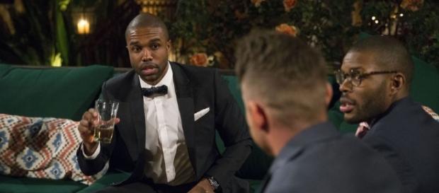 DeMario Jackson screenshot from 'The Bachelorette'