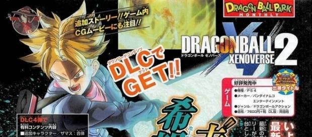 'Dragon Ball Xenoverse 2' DLC4: Switch release date,paid & free content revealed (Saiyanisland.com)