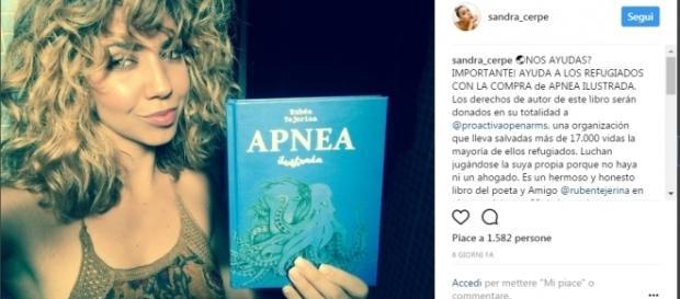 Il Segreto: i talenti di Emilia, ovvero Sandra Cervera