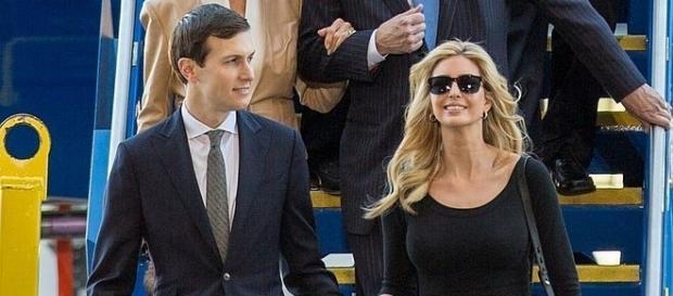 Jared Kushner and wife, Ivanka Trump - commons.wikimedia.com
