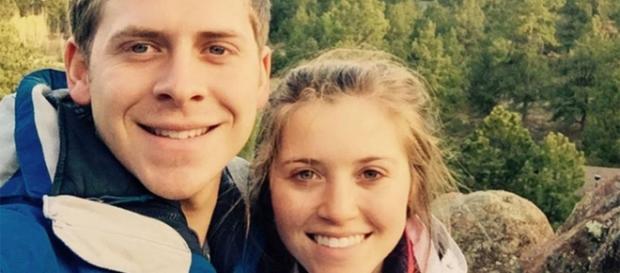 Joy-Anna Duggar and Austin Forsyth on their honeymoon - Instagram
