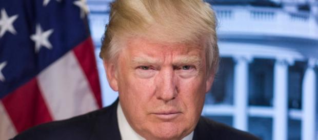 President Trump - Image via White House Flickr