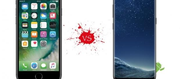 Samsung Galaxy S8 vs iPhone 8: The Two Biggest Phones of 2017 ... - knowyourmobile.com