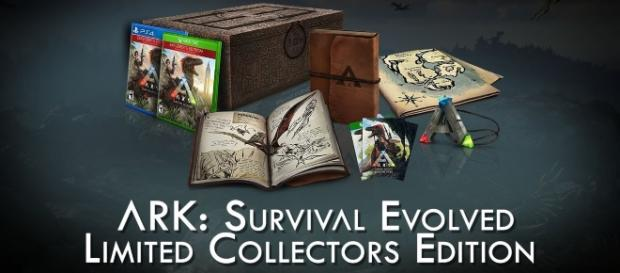 """Studio Wildcard plans to release """"Ark Survival Evolved"""" as an official game come August 8th (via YouTube/ARK: Survival Evolved)"""