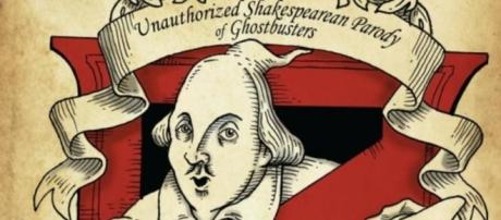 The cover image of Jordan Monsell's book 'Ministers of Grace: The Unauthorized Shakespearean Parody of Ghostbusters'. Photo Credit: Amazon