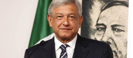 Tomada de polemon.mx: Andres Manuel López Obrador.