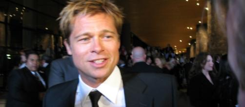 Actor Brad Pitt was looking forward to celebrating Father's Day with his six kids. [Image via Flickr/ Maggie Jumps]