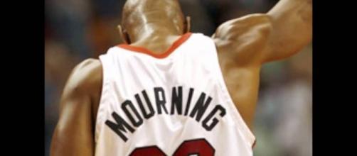 Alonzo Mourning, Miami Heat - YouTube screen capture / HeatTeo