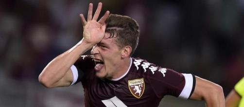 Andrea Belotti, sarebbe il candidato numero uno per ricoprire un posto in attacco nel Milan
