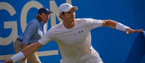 Andy Murray at Queen's back in 2015/ Photo: Carine06 via Flickr CC BY-SA 2.0