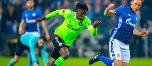 Bertrand Traoré est sur le point de signer à Lyon.