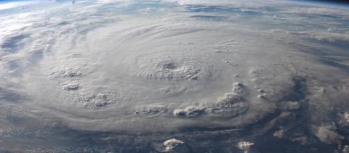 Ciclone tropicale (www.pixabay.com)