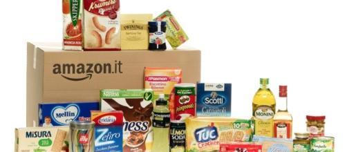 colpo grosso di Amazon: venderà online anche alimentari Amazon vende anche alimentari e articoli per la casa, l'Abruzzo c ... - abruzzoservito.it