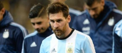 El crack argentino tiene pendiente ganar la Copa del Mundo con su selección