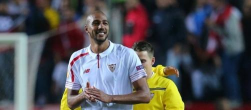 El francés Steven N' Zonzi es el gran objetivo de la Juventus en el presente mercado de fichajes. Foto:upload.wikipedia.org