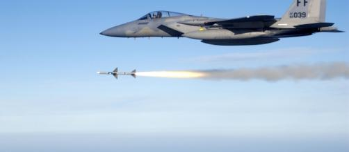 F-15 fighter (United States Air Force)