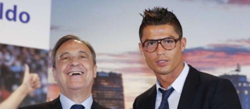 "Florentino a Cristiano Ronaldo: ""Ya no te vas de nadie, no desbordas"" - terra.cl"