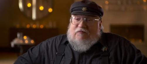 """George RR Martin had reportedly gotten tired of all the rumors about """"The Winds of Winter"""" novel. Photo by Mariya Martell/YouTube Screenshot"""