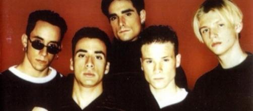 Grupo pop Backstreet Boys fez sucesso nos anos 90.