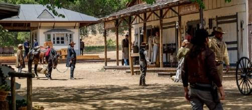 HBO filmed scenes for the first season of 'Westworld' at Paramount Ranch.- Flickr/National Park Services