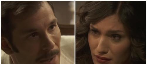 Il Segreto, trame luglio: Nestor vanta le sue doti amatoriali con Camila