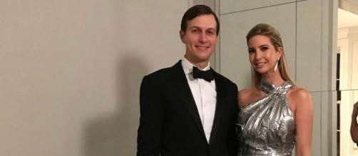 Jared Kushner and Ivanka Trump photo via Ivanka Trump/ Instagram