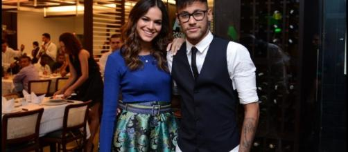 Especula-se que Neymar e Bruna Marquezine teriam rompido namoro após suposta traição. ( Foto: Reprodução)