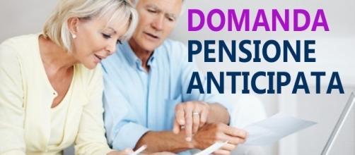 Pensione anticipata: al via le domande Inps