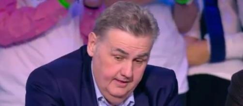Pierre Ménès, journaliste de Canal +