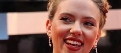 Scarlett Johansson, Photo via Paul Bird, Wikimedia Commons