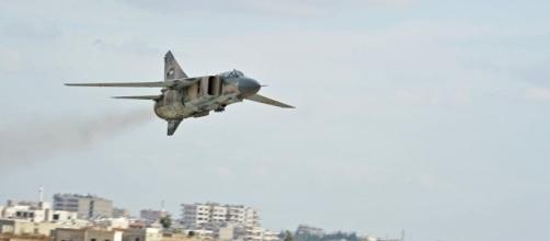 Siria, jet delle forze armate di Damasco abbattuto da un caccia americano, sale nuovamente la tensione tra USA e Russia