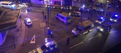 Terrore a Finsbury Park, Londra: Foto tratta da Google Immagini.