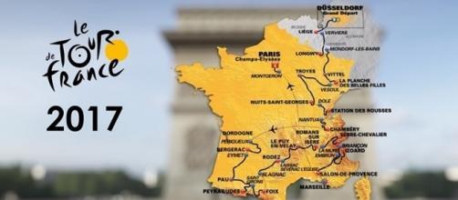 Tour de France 1-23 luglio 2017