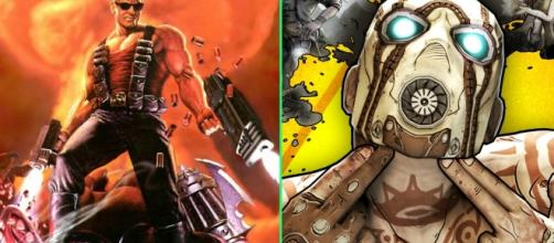 Two awesome action games will soon be immortalized on film / Photo via Borderlands and Duke Nukem Movies Are Closer to Happening - movieweb.com