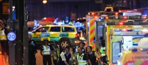 What happened in the London Bridge attack, how many victims were ... Image BN library