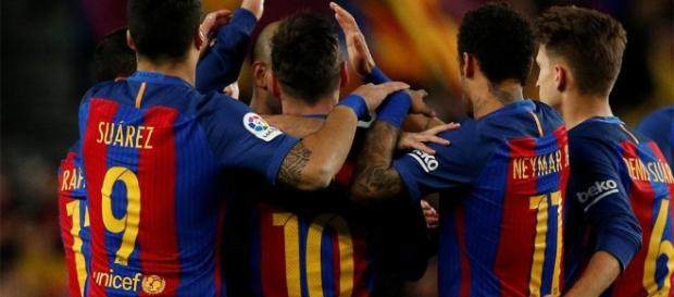 Barça - PSG: le Barça remonté à bloc! - RFI - rfi.fr