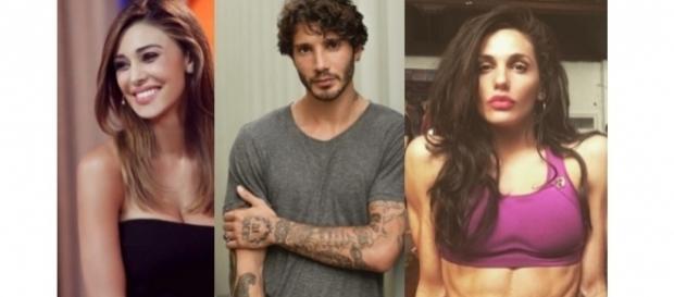 Belen, Stefano ed Elena: è appena iniziata un'estate a tutto gossip.