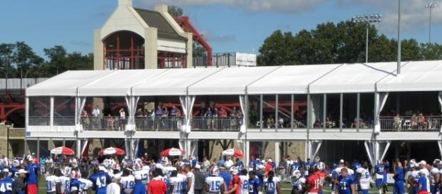 Bills' wide receiver race is still open Photo Credit: Deborah Nadolski