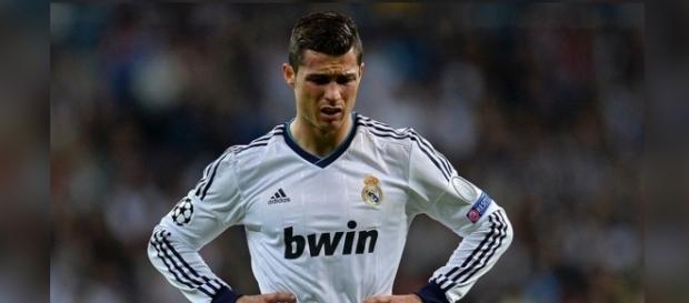 Cristiano Ronaldo actual jugador del Real Madrid