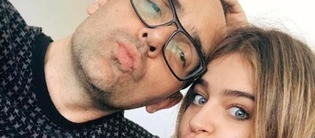 El exnovio de Laura Escanes llama 'pagafantas' a Risto Mejide