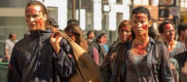 """Fear the Walking Dead"" creator explains Spanish language episode. (Facebook/Fear the Walking Dead)"