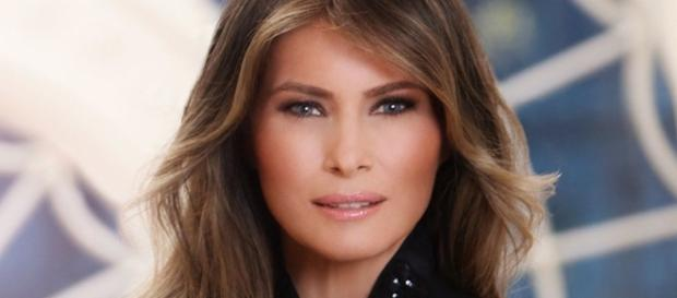 First Lady Melania Trump [Image Credit: Whitehouse.gov]