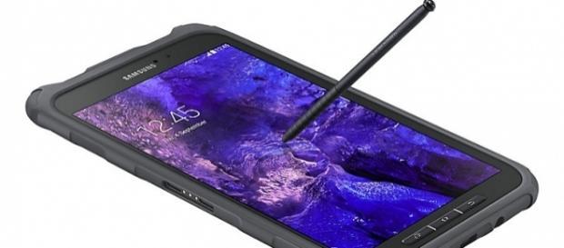 """Galaxy Tab Active 8.0"""" (4G)   SM-T365YNGAXNZ   Samsung NZ - samsung.com"""