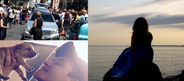 Lacrimi pentru Simona, românca de 28 de ani găsită moartă în Italia