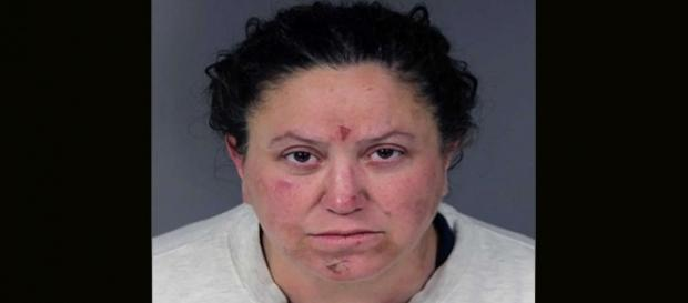 Mugshot Kimberly Felder courtesy Humboldt County Sheriff's Office