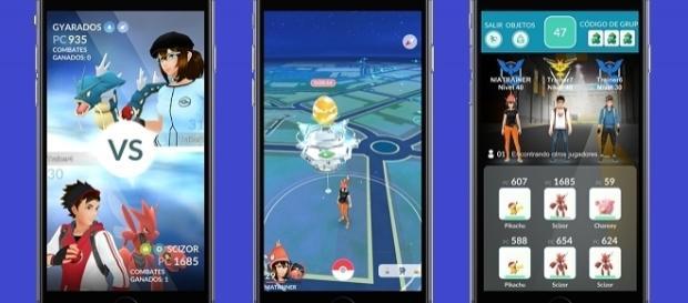 Nuevas formas de luchas y ganar gimnasios serán añadidas en Pokémon GO